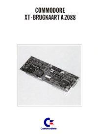 Broschüren: Amiga A2088