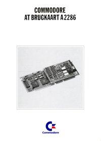 Brochures: Amiga A2286