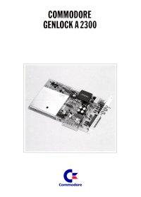 Broschüren: Amiga A2300