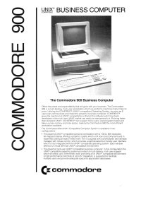 Commodore 900