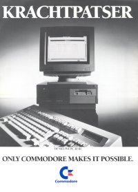 Brochures: Commodore PC 30-III