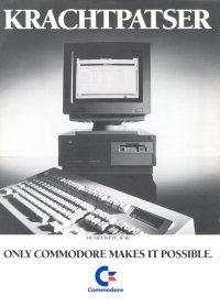 Broschüren: Commodore PC 30-III