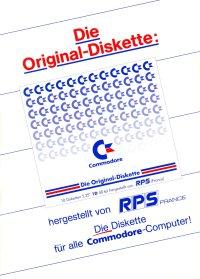 Broschüren: Commodore - RPS Diskette