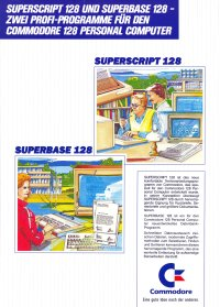 Brochures: Superscript 128 - Superbase 128