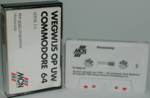 Commodore Info Page - Cassette: Wegwijs op Uw Commodore 64 [en]