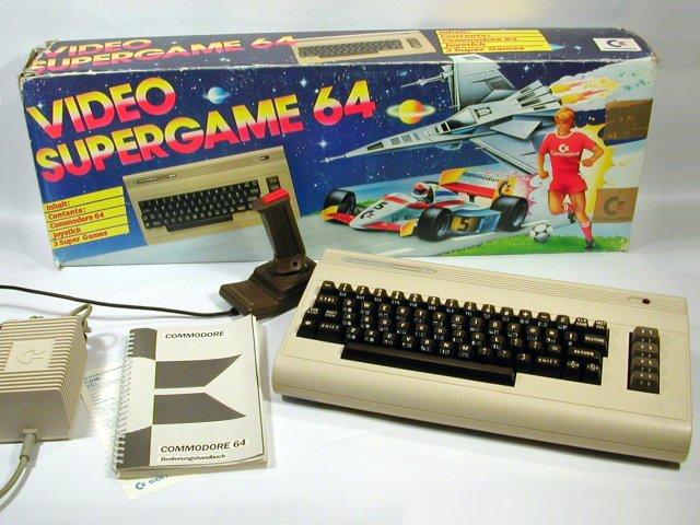 Commodore Info Page - Articles: Commodore C64 [en]