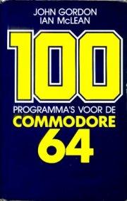 100 Programma's voor de Commodore 64