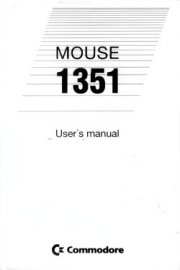 Mouse 1351 User's manual