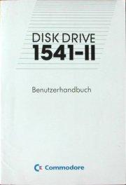 Disk Drive 1541-II Benutzershandbuch