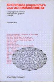 40 Grafische programma's voor de Commodore