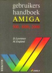 Gebruikers handboek Amiga 500, 1000 en 2000