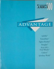Amiga 500 Advantage