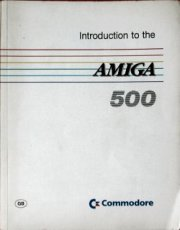 Introduction to the AMIGA 500 3000