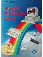 Amiga Katalog 1987/88