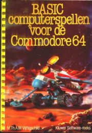 BASIC computerspellen voor de Commodore 64
