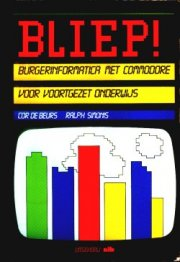 Bliep Burgerinformatica met commodore