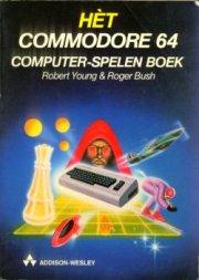 Het Commodore 64 computer-spel boek
