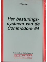Data Becker - Het besturingssysteem van de Commodore 64