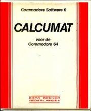 Data Becker - Calcumat voor de commodore 64