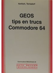 Data Becker - GEOS tips en trucs Commodore 64