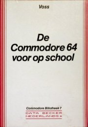 Data Becker - De Commodore 64 voor op school