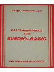 Data Becker - Das Trainingsbuch zum Simon's Basic