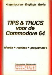 Data Becker - Tips en Trucs voor de Commodore 64