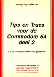 Data Becker - Tips en Trucs voor de Commodore 64 (2)