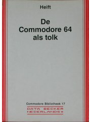 Data Becker - De Commodore 64 als tolk