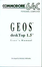 GEOS deskTop 1.5 User's Manual