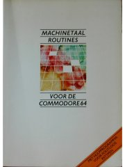 Machinetaal routines voor de Commodore 64