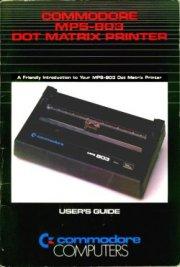 Commodore MPS-803 Dot Matrix Printer