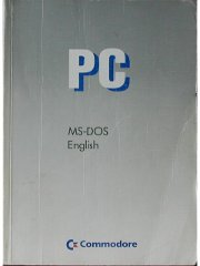 PC MS-DOS English
