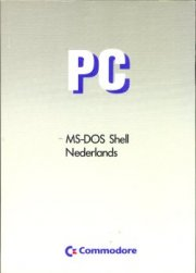 PC MS-DOS Shell Nederlands