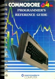Commodore 64 Programmer's Reference Guide