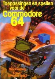 Toepassingen en spellen voor de Commodore 64