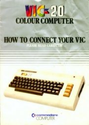 Commodore VIC-20 manual.