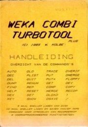 Weka Combi Turbotool Plus Handleiding
