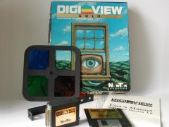 Digi View Gold with original box, color wheel, software and manuals.