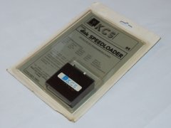 KCS - Tape Disk Speedloader with manual in original packaging.