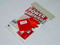 The KCS - Power Cartridge with original (budget) packaging.