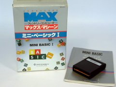 Mini Basic with original packaging.