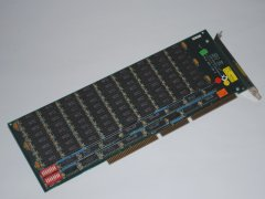 8 Mbyte RAM expansion for the PC-60 III.