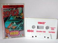 Commodore C64 game (cassette): 1943