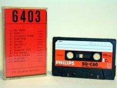 Courbois C64 cassette: 6403.
