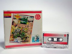 Commodore C64 game (cassette): Army Moves