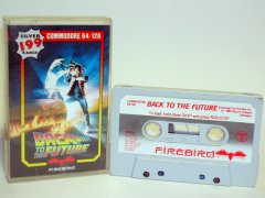 Commodore C64 game (cassette): Back to the Future