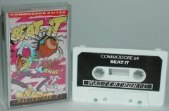 Commodore C64 game (cassette): Beat It