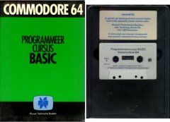 Commodore C64 basic course (cassette): C64 Programmeer cursus Basic