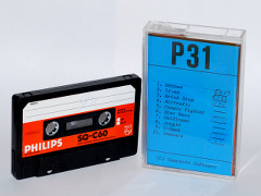 Courbois Software Cassette: P31.